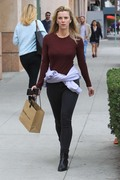 Betty Gilpin - Candids in Beverly Hills (2/2/19)