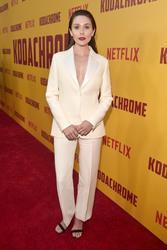 Elizabeth Olsen - Premiere Of Netflix's 'Kodachrome' in Hollywood 4/18/18