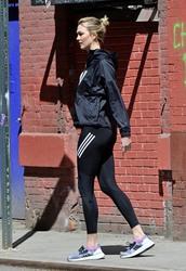 Karlie Kloss - Adidas photoshoot, NYC, 4/3/2019