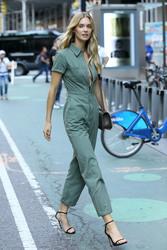 Megan Williams - Arriving at Victoria's Secret Fashion Show Callbacks in NYC 9/4/2018 f8d6c7966307834