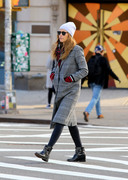 Jessica Biel - Shopping in NYC 1/6/19