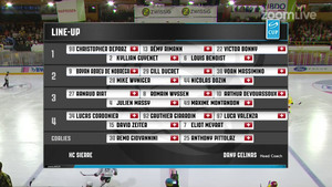 Swiss Ice Hockey Cup 2018-09-19 1/16 Final HC Sierre vs. HC Fribourg-Gottéron - French 295148979575734