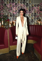 Kendall Jenner - The Business Of Fashion Celebrates Special Print Edition On 'The Age Of Influence' In NYC, 05/08/2018