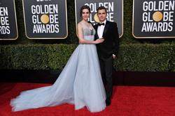 Alison Brie - 2019 Golden Globe Awards in LA 1/6/19
