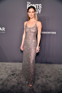 Bar Refaeli - 2019 amfAR Gala in NYC 2/6/19