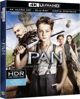 Pan - Viaggio sull'isola che non c'è (2015) Full Blu-Ray 4K 2160p UHD HDR 10Bits HEVC ITA DD 5.1 ENG TrueHD 7.1 MULTI