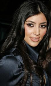 Kim Kardashian - At Area Nightclub in LA | April 10, 2007