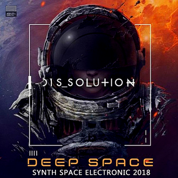 VA - Dissolution: Deep Space Electronic (2018) .mp3 -320 Kbps