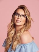 Hilary Duff -              Hilary Duff Collection GlassesUSA.com 2018.