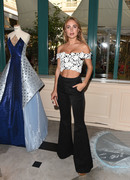 Kimberley Garner -                     Cygnus Quartus Fashion Presentation Paris July 2nd 2018.