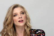 Natalie Dormer - 'In Darkness' Press Conference in LA 5/22/18