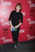 Molly Ringwald -           ''Love Simon'' Premiere New York City March 8th 2018.