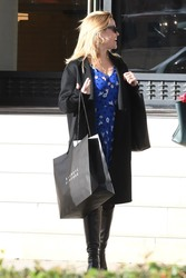 Reese Witherspoon & Ava Phillippe - Shopping in Beverly Hills 1/8/19