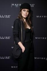 Emily DiDonato - Maybelline New York x V Magazine Party in NYC 2/11/18