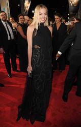 Margot Robbie - EE British Academy Film Awards in London 2/18/18