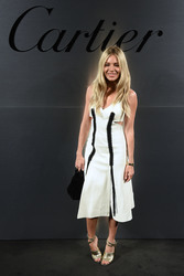 Sienna Miller - Cartier's Bold and Fearless Celebration in San Francisco 4/5/18