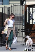 Emma Roberts - Out in LA 3/25/19