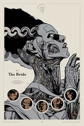 科学怪人的新娘 Bride of Frankenstein_海报