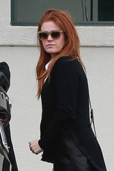 Isla Fisher - Out in Beverly Hills 5/24/18