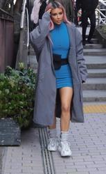 Kim Kardashian - Shopping in Tokyo 2/28/18