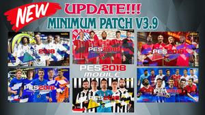 download minimum patch pes 2018 android versi 2.3.3
