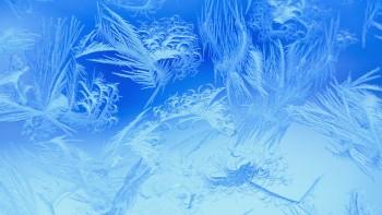 Зимние узоры - Обои для вашего рабочего стола (100 шт)