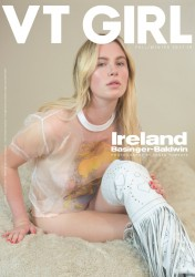 Ireland Baldwin - Vanity Teen Girl Magazine Fall/Winter 2017/2018