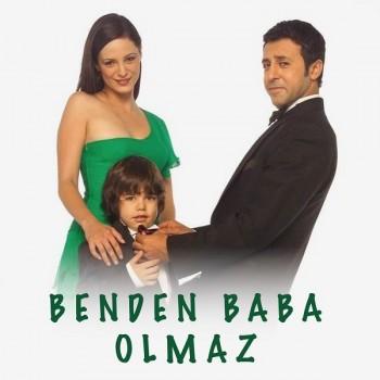 Burcu Güven, Aydın Sarman - Benden Baba Olmaz (Orjinal Dizi Müzikleri) (2019) Full Albüm İndir