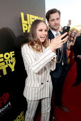 Debby Ryan - 'Life of The Party' Premiere 4/30/18