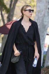 Maria Sharapova - in West Hollywood, 3/22/2019