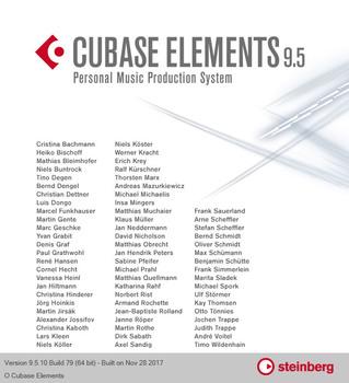 Steinberg Cubase Elements 9.5.10 Build 79 MULTi/RUS/ENG