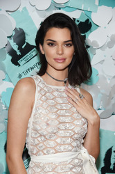 Kendall Jenner - Tiffany & Co. Paper Flowers Event And Believe In Dreams Campaign Launch in NYC 5/3/18