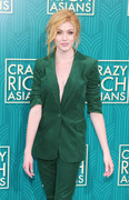 Katherine McNamara - 'Crazy Rich Asians' Premiere in LA 8/7/18