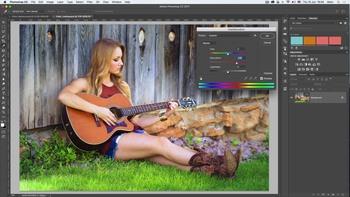 Adobe Photoshop для соцсетей (2018) Видеокурс