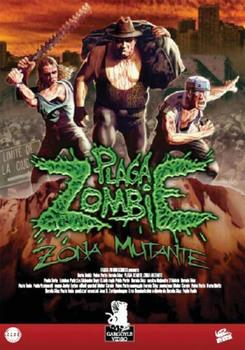 Plaga zombie: Zona mutante (2001) DVD9 Copia 1:1 ITA-ENG