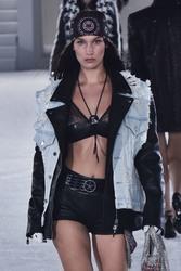 Bella Hadid - Alexander Wang Spring/Summer 19 Fashion Show in NYC 6/3/18