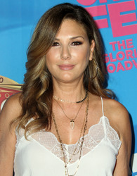 Daisy Fuentes   -                             ''On Your Feet The Story of Emilio & Gloria Estefan'' Premiere Hollywood July 10th 2018.