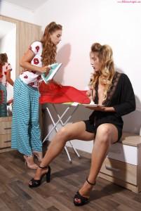 Genevieve Gandi Milena Angel & Marinna M -