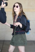 Billie Lourd - Out for lunch in Beverly Hills 2/1/18