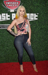 Iggy Azalea - Attends the Swisher Sweets Award in West Hollywood 4/12/19