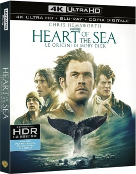 Heart of the Sea - Le origini di Moby Dick (2015) Full Blu-Ray 4K 2160p UHD HDR 10Bits HEVC ITA DD 5.1 ENG TrueHD 7.1 MULTI