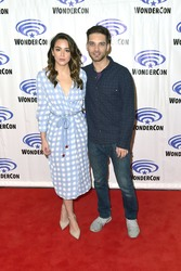 """Chloe Bennet -               """"Agents of S.H.I.E.L.D"""" Photocall WonderCon 2018 Anaheim March 24th 2018."""