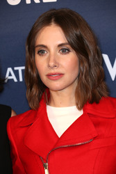 Alison Brie - Vulture Festival in NYC 5/19/18