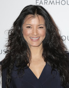 Kelly Hu - Grand Opening Of Farmhouse Held At The Beverly Center (3/15/18)