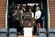 Lea Seydoux - The French Open in Paris 6/10/18
