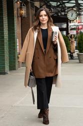 Sophia Bush - Out in NYC 2/11/19