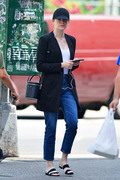 Emma Stone - Out in NYC 6/11/18