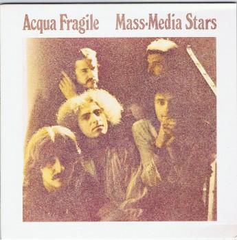 Acqua Fragile - Mass-Media Stars (1974) .flac -1005 Kbps