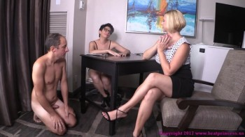 Brianna , Lola - Wife Prepares To Castrate Husband For Daughters18th Birthday (2017) HD 1080p