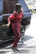Kourtney Kardashian - Out for lunch in LA 7/10/18